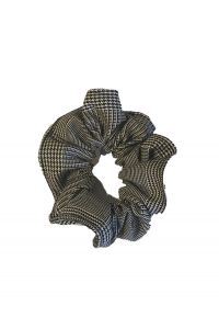 CCPSG Plaid Scrunchie